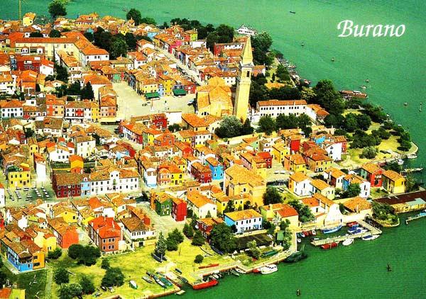 perierga.gr - Burano: Ένας προορισμός γεμάτος χρώμα!