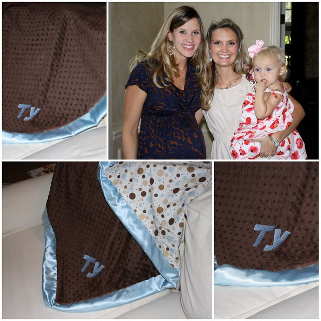 Leslie's blanket