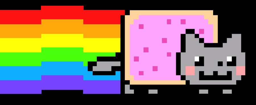 Nyan Cat PNG