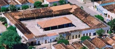 Almino Afonos-RN: Fechado há quase sete anos Mercado Público...