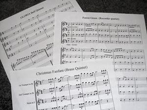 Music Arranging Sonja Wilson Music