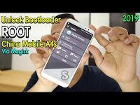 Cara Mudah ROOT / Unlock Bootloader China Mobile A4s Via Magisk Terbukti 100% 2019