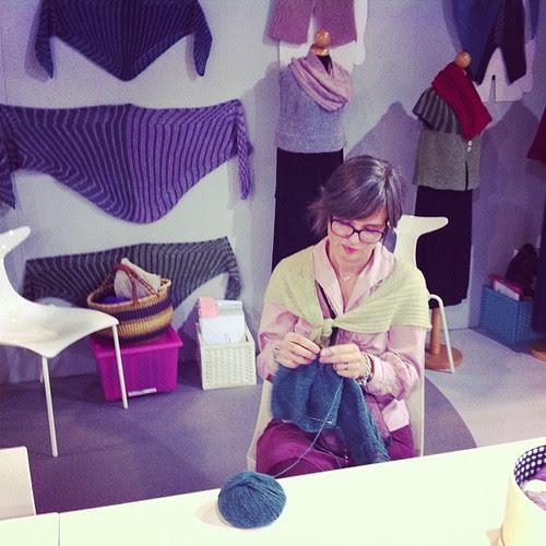 Knitting:)) <3