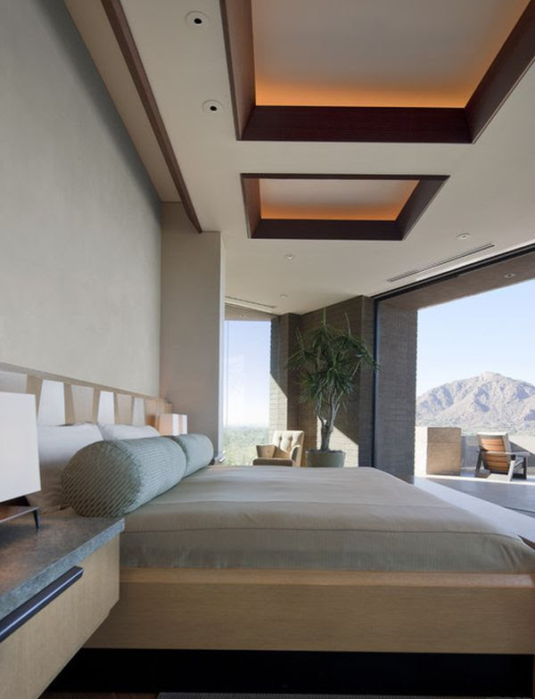 Terrific Modern House Ceiling Design