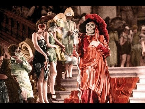The Masquerade Ball from The Phantom of the Opera (1925)