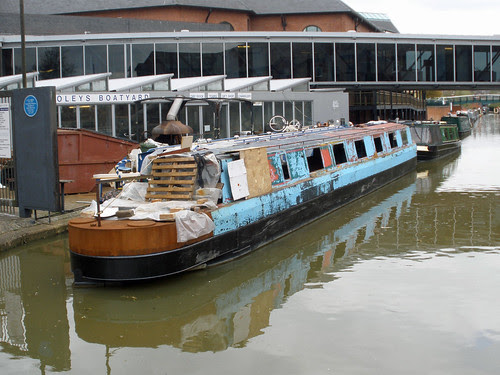 Tooley's Boatyard, Oxford Canal @Banbury