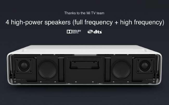 Mi Laser Projector Speakers
