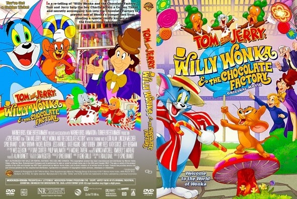 Tom and Jerry: Willy Wonka and the Chocolate Factory (2017) WEB-DL [Hindi DD2.0-English DD5.1] Dual Audio 480p, 720p & 1080p HD | 10bit HEVC ESub