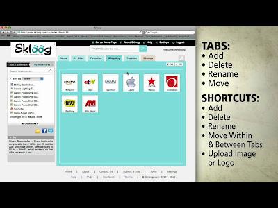 Skyloog A Great Bookmarking Tool for Educators