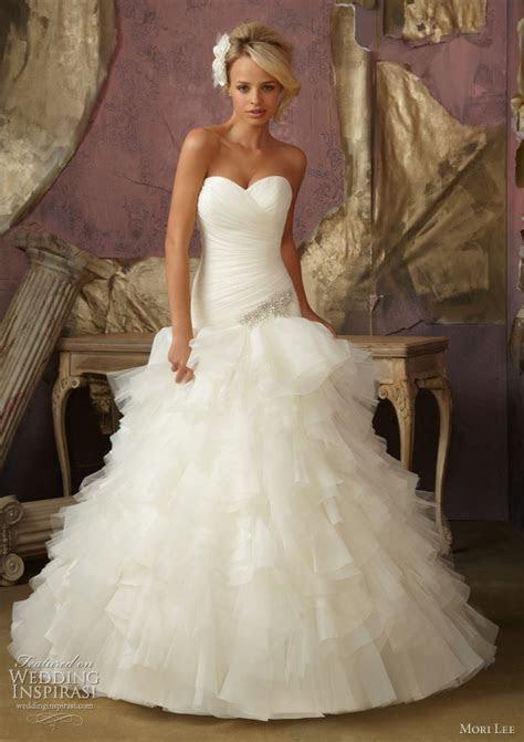 Mori Lee Wedding Dresses 2012   Wedding Inspirasi   Page 2