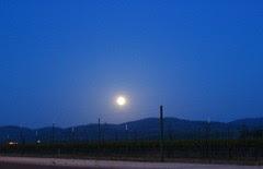 Super moon Livermore, CA