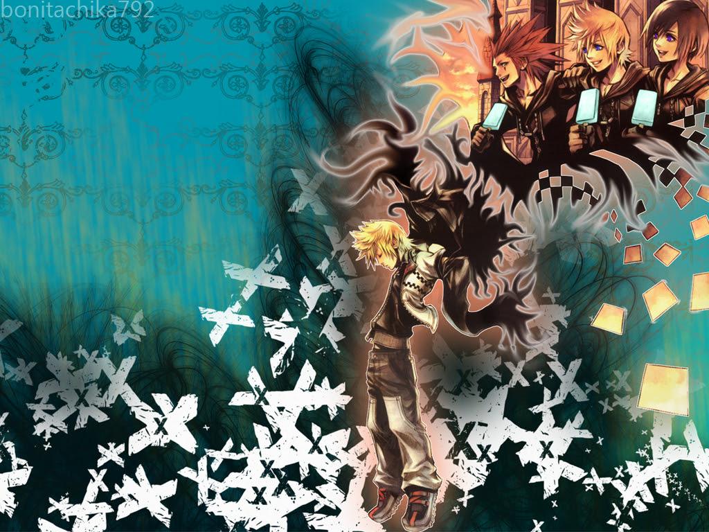 Kh Kingdom Hearts 358 2 Days Wallpaper 8949406 Fanpop Page 6