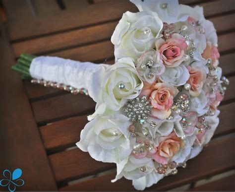 Best 25  Fake flower bouquets ideas on Pinterest   Silk