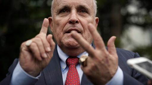 As impeachment inquiry goes public, federal prosecutors quietly investigate Giuliani