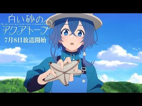 Aquatope of White Sand Rilis Trailer Baru, Anime Akuatik yang Akan Segera Tiba!