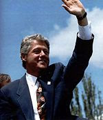 Bill Clinton, năm 1998