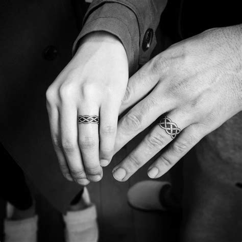 26  Ring Tattoo Designs, Ideas   Design Trends