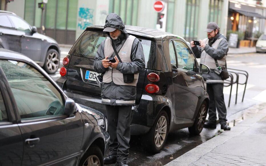 Stationnement à Paris Les Réponses à Vos Questions Le