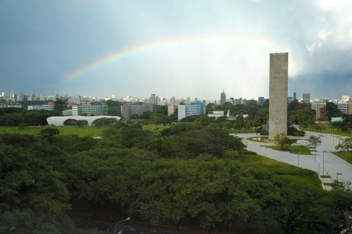 A Rede USP, da maior universidade brasileira, contribuiu para originar a internet (Foto: USP Imagens)
