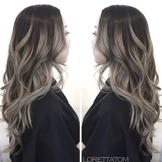 Gray Hair New Fashion