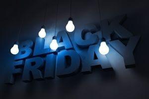 Selvitys: Musta perjantai lunasti odotukset - myynti kuusinkertaistui (300 x 200)