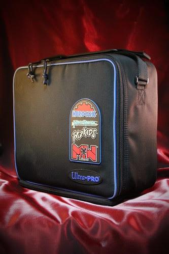 Ultra Pro Miniature Carrying Case WizKids HeroClix_001