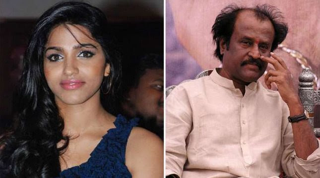 Dhansikaa to play Rajinikanth's daugter in his next