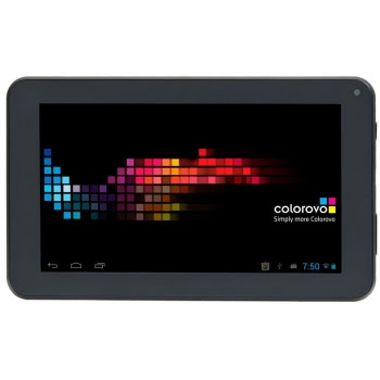 "Tableta Colorovo CityTab Lite 10.1 ARM Cortex A9 Dual Core 1.2GHz 10.1"" 1024x600 1GB RAM memorie interna 4GB Android 4.2 C8312029 CVT-CTL-10-DC"