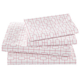 Girls Bedding: Pink Ombre Ruffled Bedding Set in Girl Bedding ...
