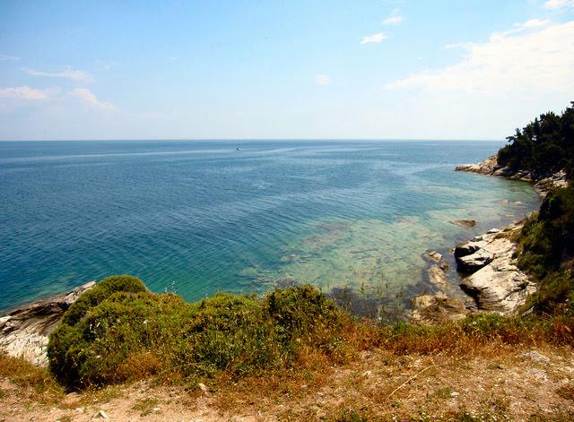 Spiaggia di Thassos