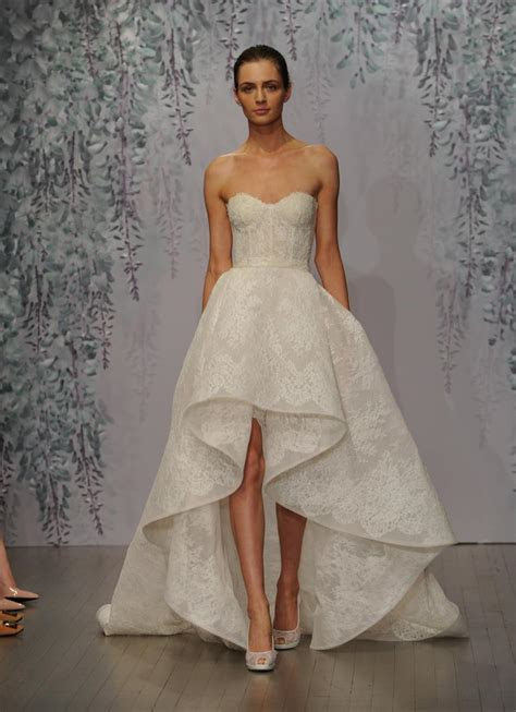 Get Whitney Port's High Low Wedding Dress Look