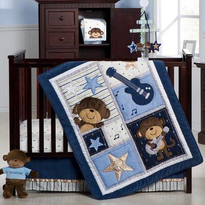 Kids Line's Monkey Rockstar Collection | Wayfair