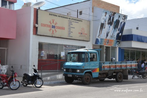 Central do Cidadão fechada por despejo por falta de pagamento do aluguel do prédio sem definição para voltar a funcionar