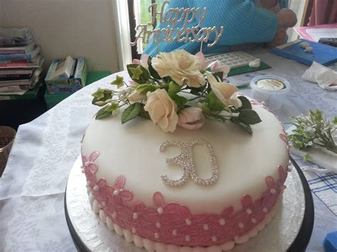 [IFF] My first time decorating a cake for my in laws
