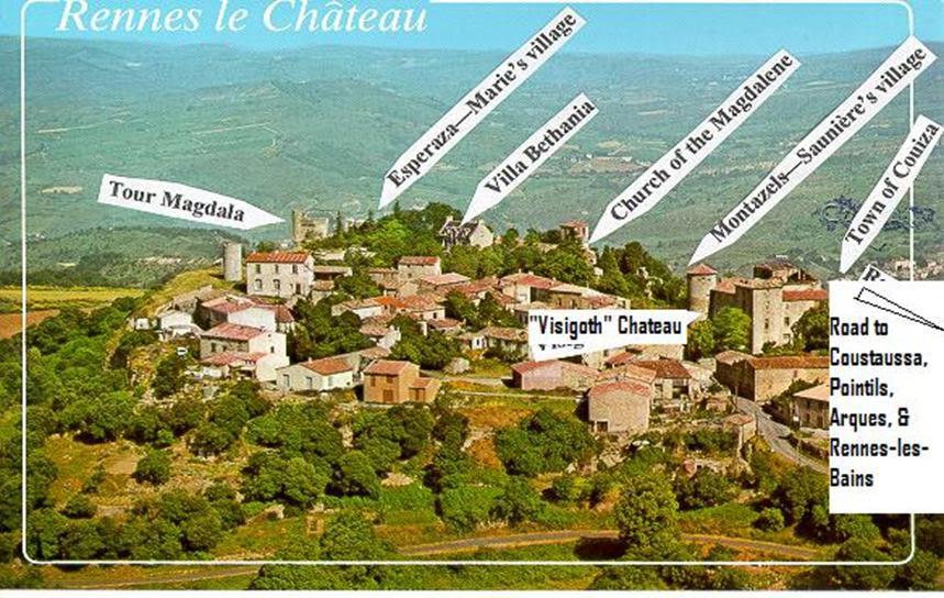Risultati immagini per Rennes-le-Château
