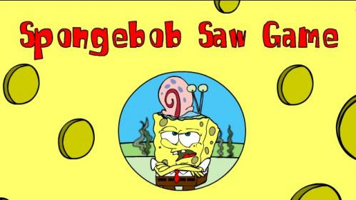 Help #SpongebobSquarepants rescue his beloved pet Gary from the evil #Pigsaw in Spongebob Saw Game #PointAndClickGames