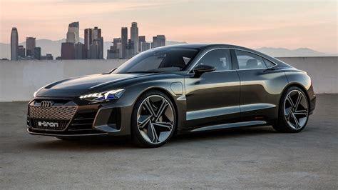 audi  tron concept debuts  la auto show heading