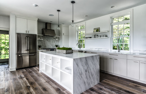 5 Reasons To Get A Kitchen Stone Waterfall Countertop
