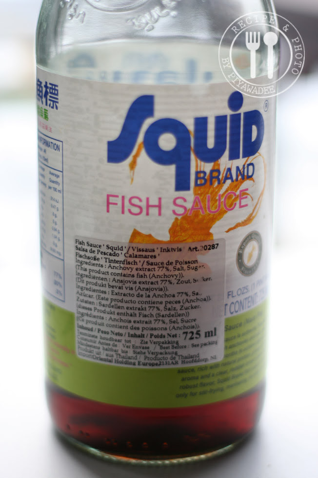 Thaise vissaus(Fish Sauce)