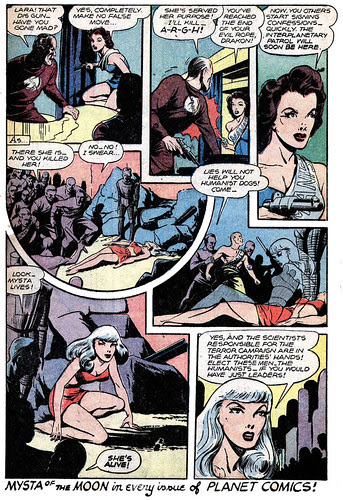 Planet Comics 48 - Mysta (May 1947) 07
