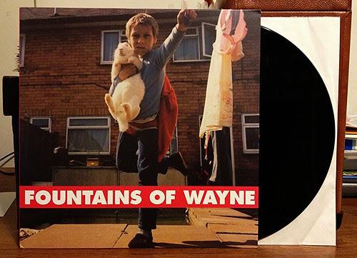 Fountains Of Wayne - S/T LP by Tim PopKid