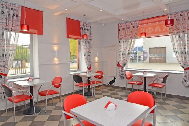 Cafe Blinds- Not Just for Cafes Anymore