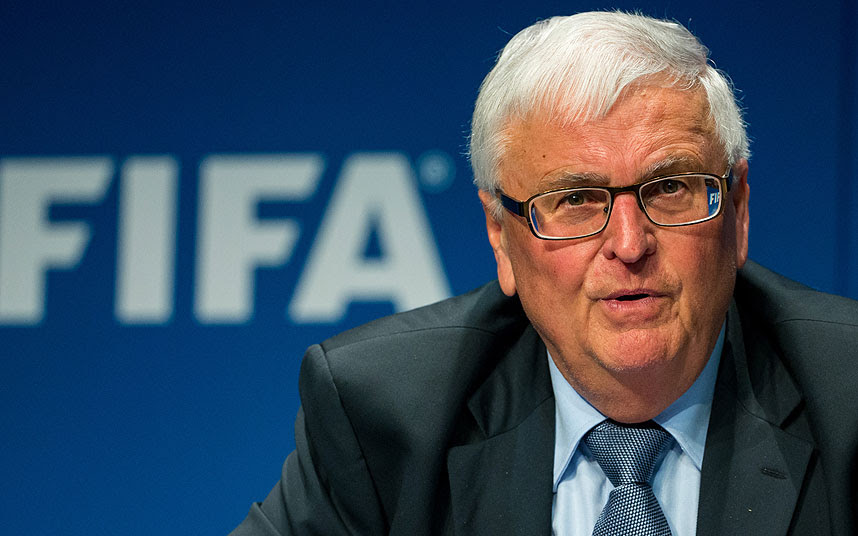 Image result for The World football governing body, FIFA, has placed a two-year suspension on its former executive committee member Amos Adamu after concluding investigation into a proceeding opened against him last year.