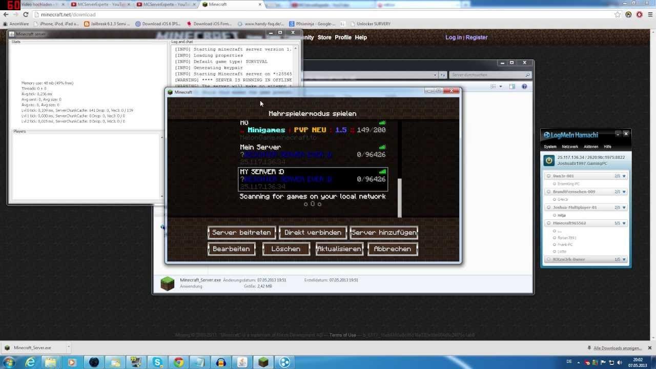 Descargar Minecraft Server Wolilo - Minecraft server erstellen auf dem handy