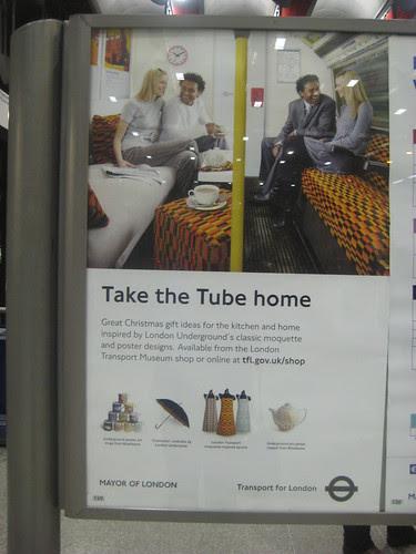 Take the Tube Home