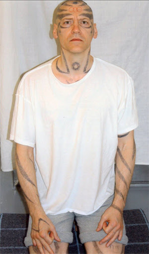 ADX prisoner Jack Powers.
