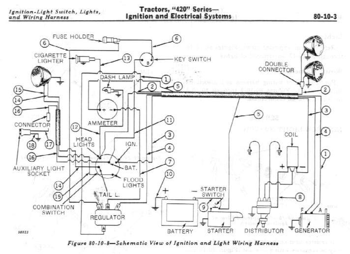 35 John Deere 430 Garden Tractor Parts Diagram - Free Wiring Diagram Source | John Deere 430 Wiring Diagram |  | Free Wiring Diagram Source