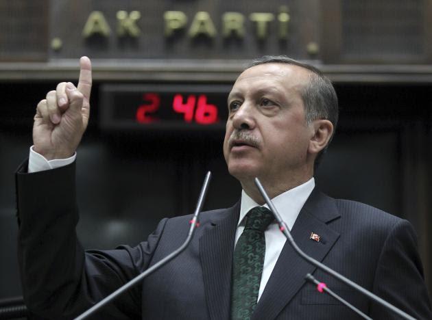 Ευθεία και δημόσια αμφισβήτηση Ερντογάν από τον αντιπρόεδρό του!