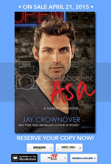COVER REVEAL - Asa by Jay Crownover