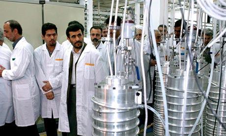Ανησυχία μετά την ανακοίνωση του Ιράν για νέους πυρηνικούς σταθμούς